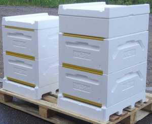 Материалы для изготовления пчелиных домиков