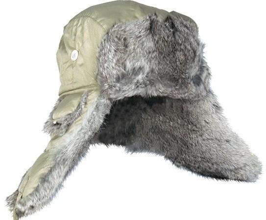 хорошая шапка из кролика
