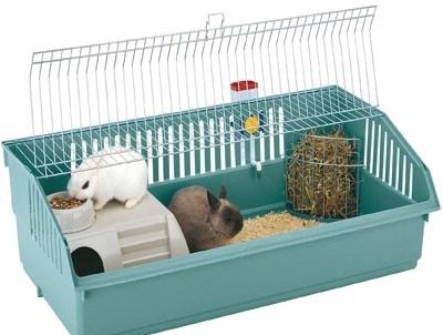 клетка для карликовых кроликов