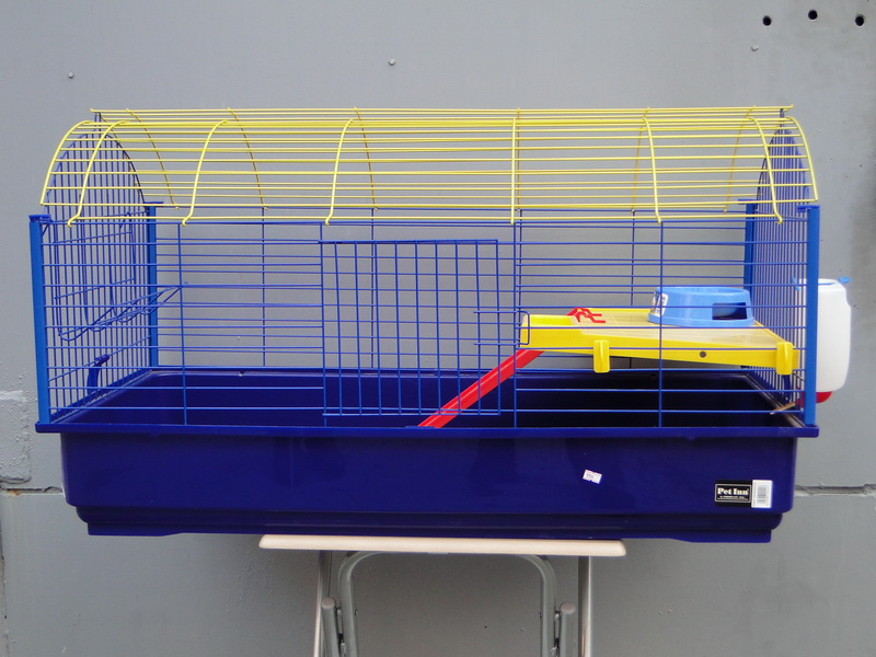 клетка для карликовых и декоративных кроликов