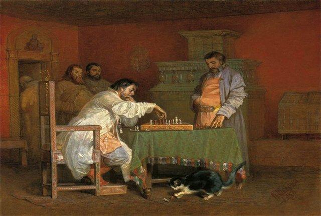 Как кошки появились на Руси?