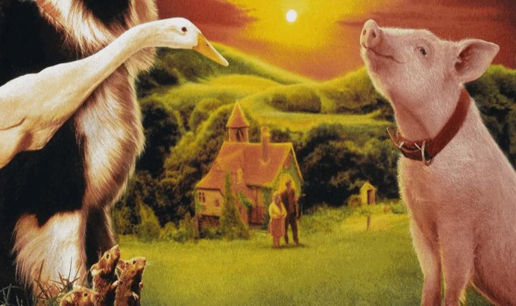 Лесси, Бейб и другие фильмы о домашних животных