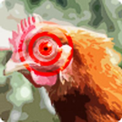 Зачем надевать курицам на птицефабриках красные линзы