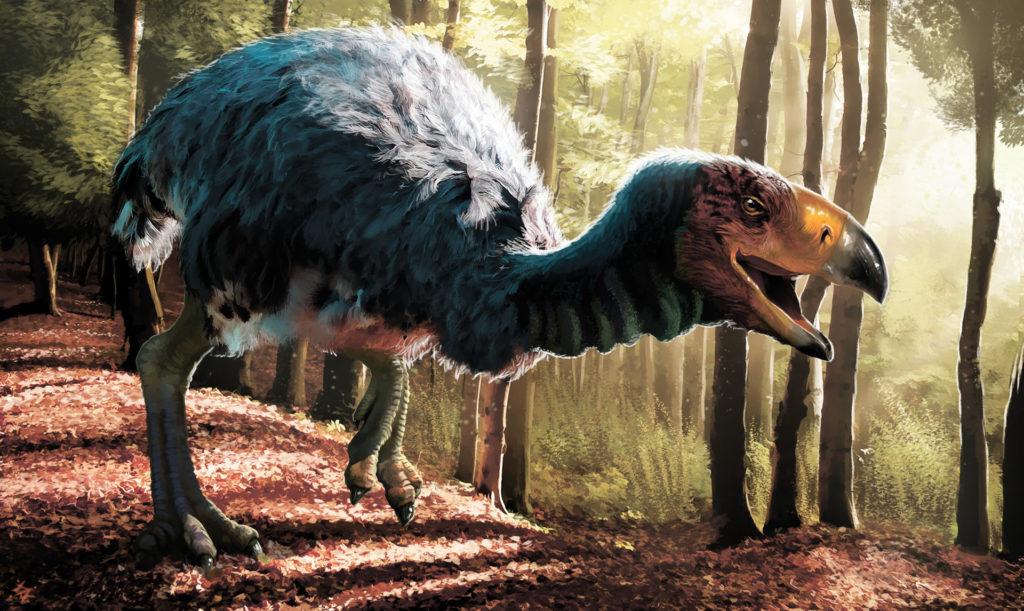 Спасибо, что вымерли: 10 ужасных доисторических животных